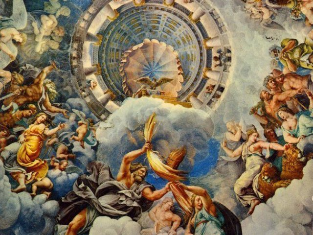 Deuses Gregos - José Antônio Ramalho