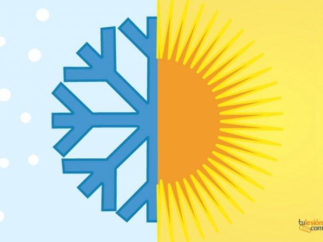 Você combina mais com o frio ou calor?
