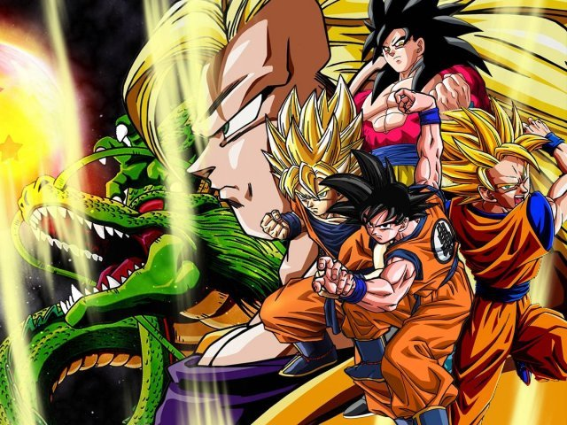 Quiz de Dragon ball