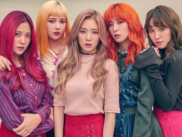 Você conhece bem o Red Velvet? <3