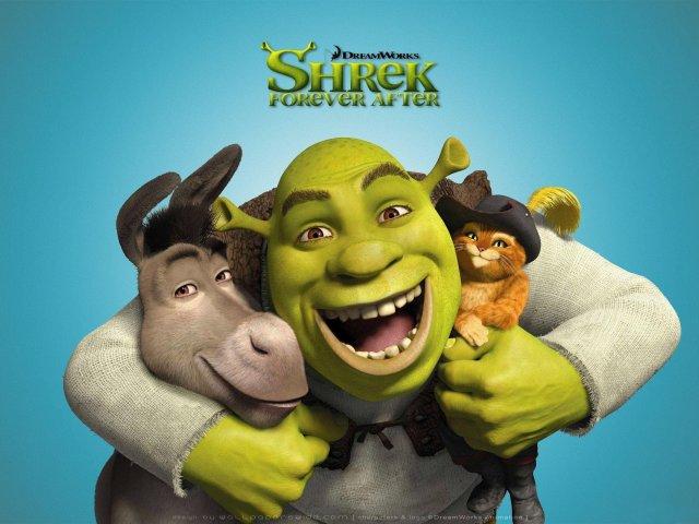 Qual personagem de Shrek você seria?