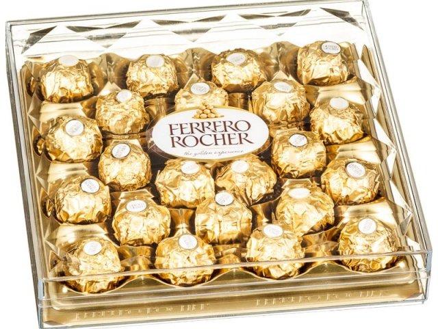 Quiz Sobre o Chocolate Ferrero Rocher