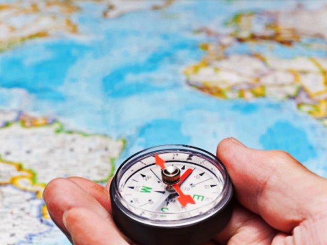 Teste de Geografia