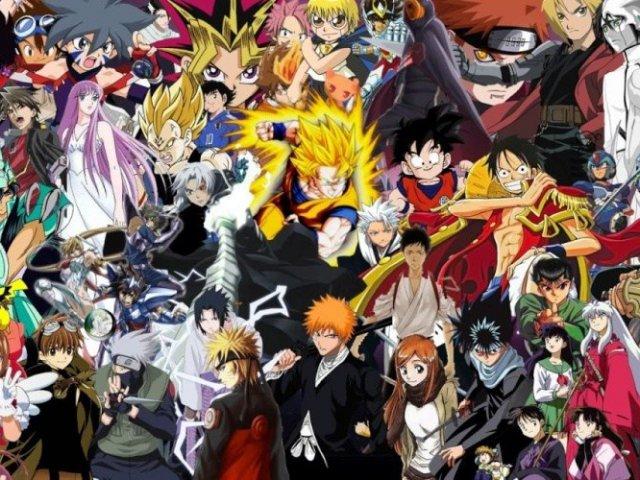 Qual protagonista MASCULINO de anime você seria?