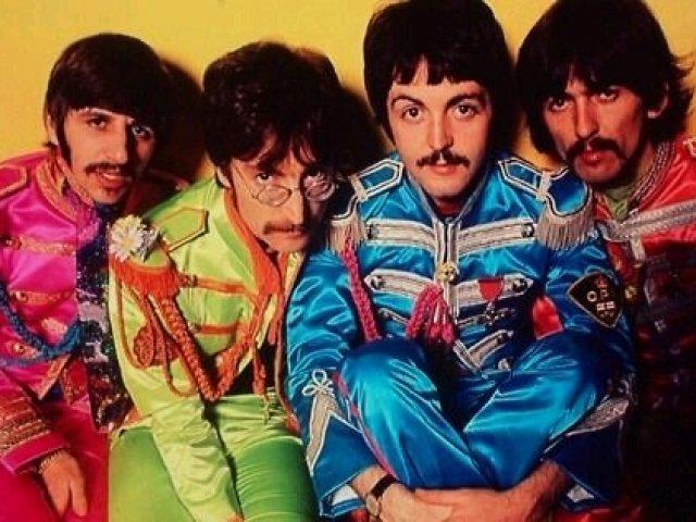 Trechos de músicas dos Beatles