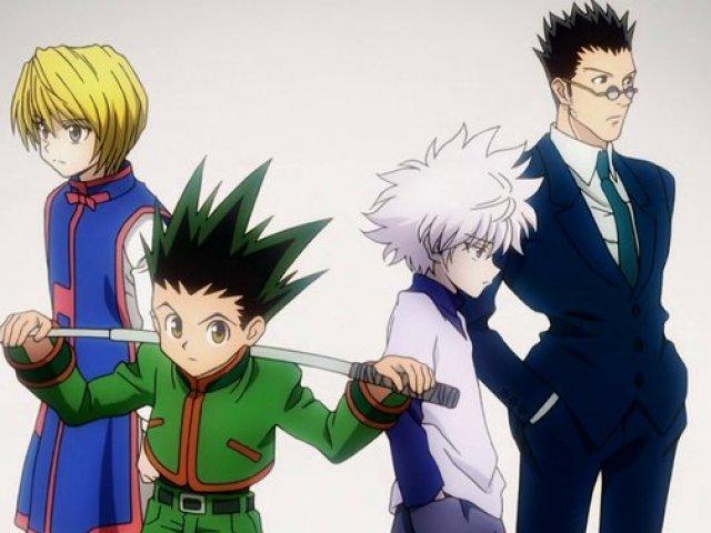 Qual o seu anime favorito?