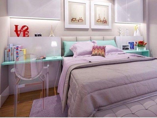 Qual é o quarto ideal para você?
