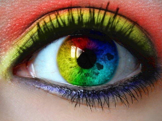 Teste de percepção de cores