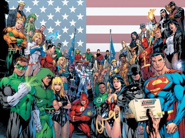 Você seria filho de qual casal da Liga da Justiça?