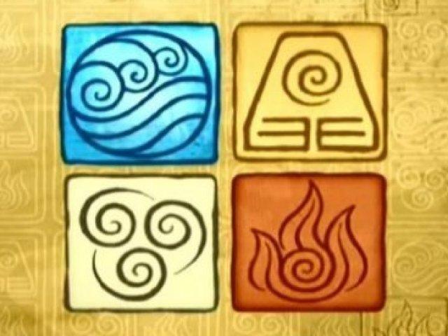 Qual elemento você dobraria no mundo de Avatar?