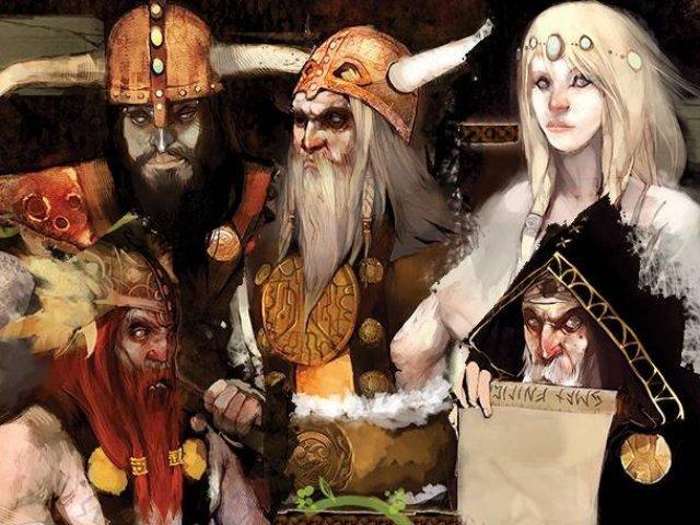 Qual deus da mitologia nórdica você seria?