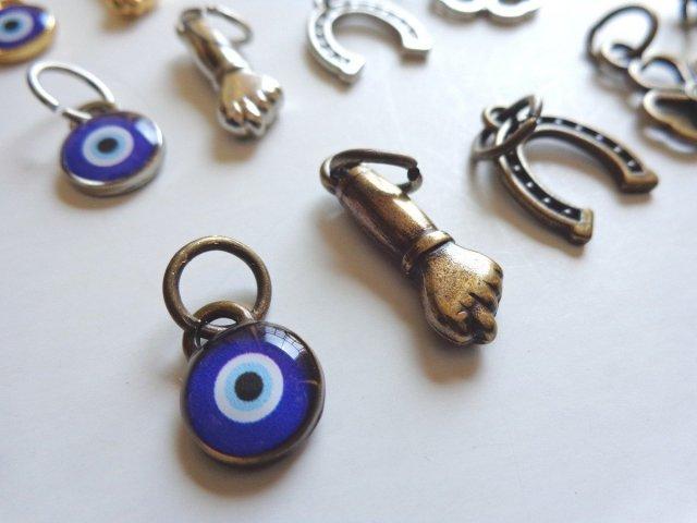 Qual é o seu amuleto da sorte?