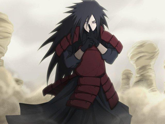 Quarta guerra ninja Parte 4 A lenda Uchiha Madara!!