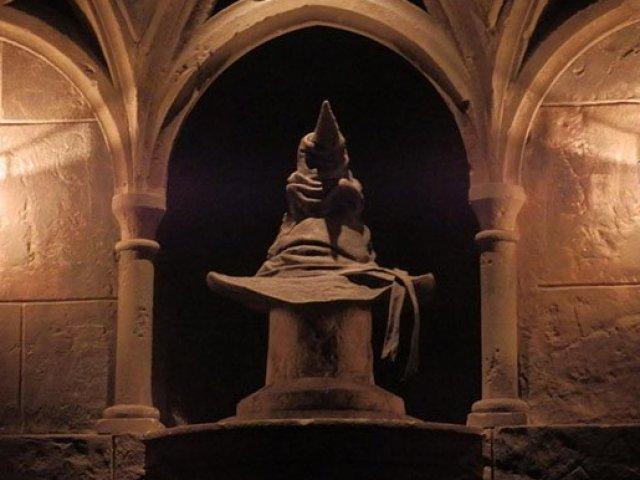 Chapéu Seletor - Qual seria sua casa em Hogwarts?
