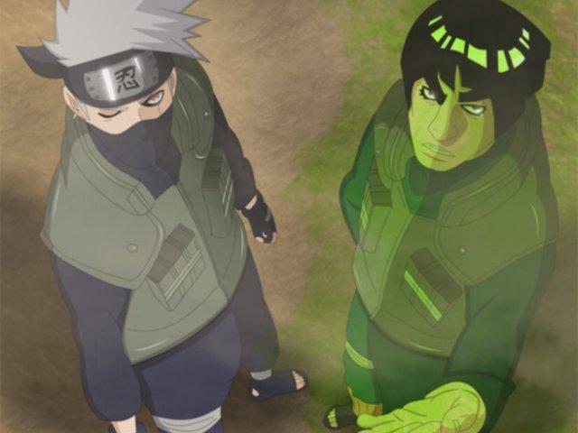 Quarta guerra ninja Parte 6 A devastação da Floresta!
