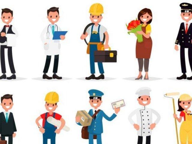 Qual profissão você deveria exercer?