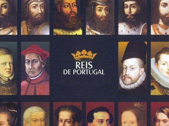 Os reis de Portugal 35