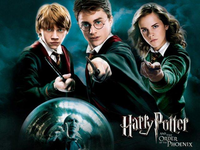 Quem do trio da saga Harry Potter combina mais com você?