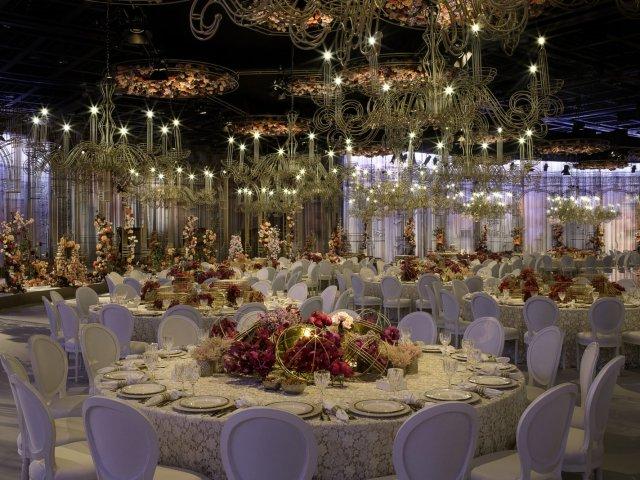Como seria a decoração da sua festa de debutante?