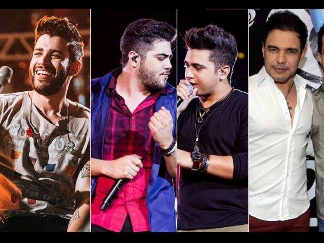 Qual cantor seria seu namorado?