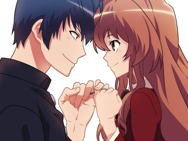 Melhores Animes De Romance