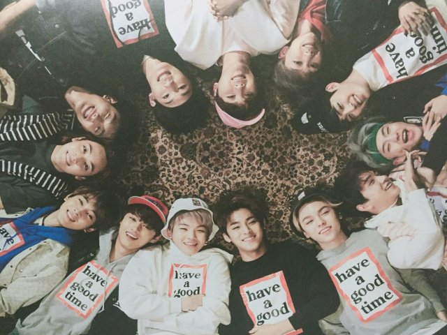 Você reconhece os membros do Seventeen?