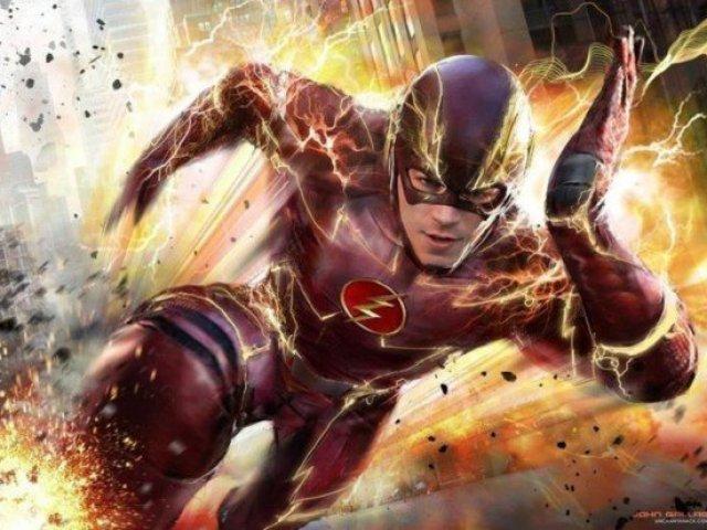 O quanto você sabe de the flash?