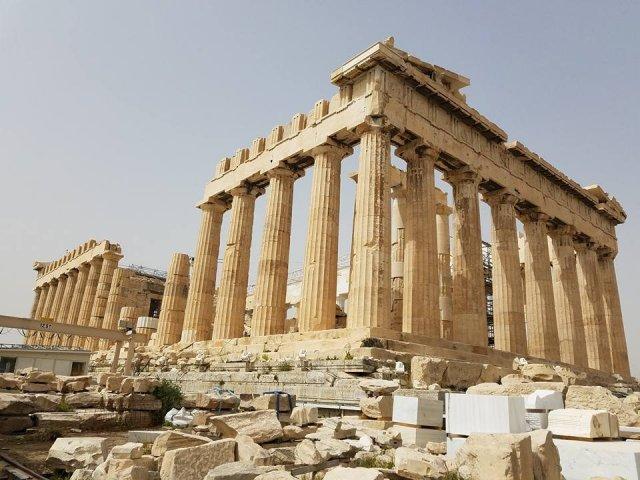 O Quanto você sabe da Grécia Antiga?