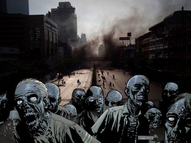 Quanto tempo você conseguiria sobreviver em um apocalipse zumbi?
