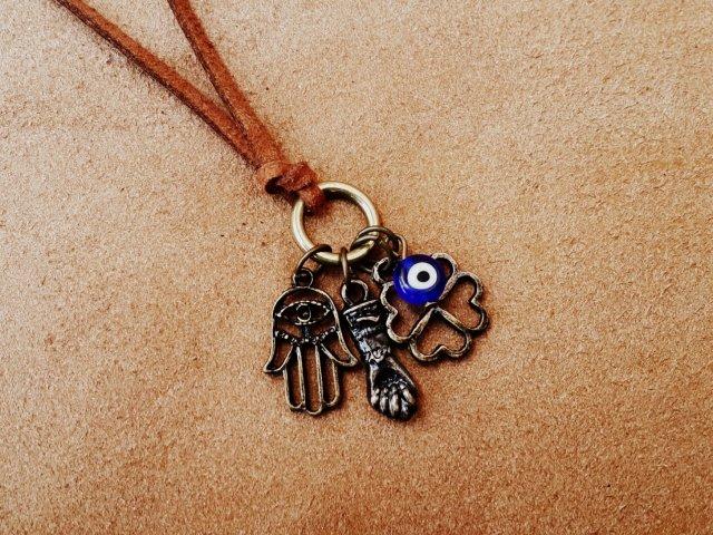 Qual amuleto da sorte você deveria ter?