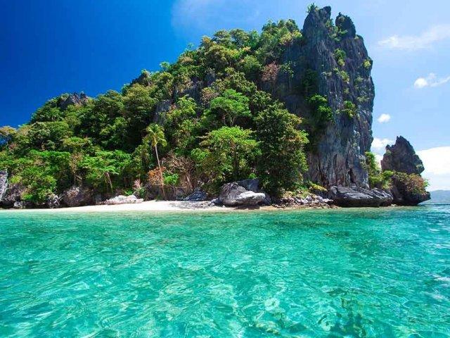 Quanto tempo você sobreviveria em uma ilha?