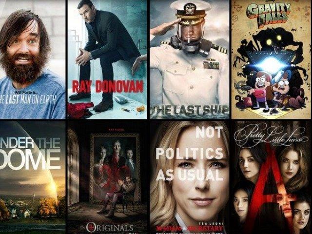 Qual série que mais combina com a sua personalidade?