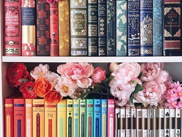 Descubra qual livro você deve ler agora! (VERSÃO 2.0)