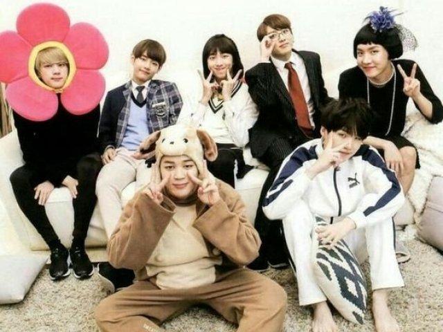 Qual membro do BTS você seria?