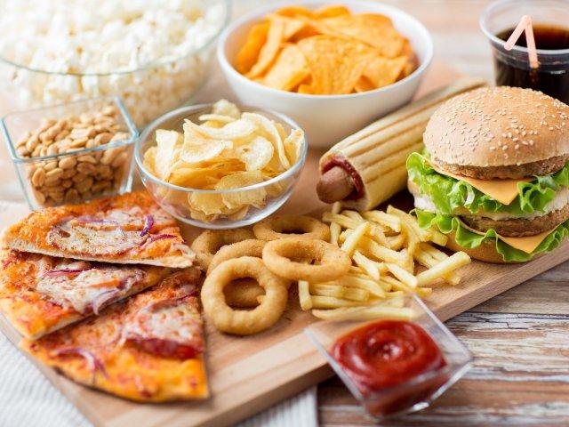 Qual comida do estilo Junk Food é a sua cara?