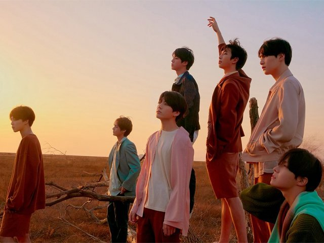 Qual membro do BTS seria seu namorado?
