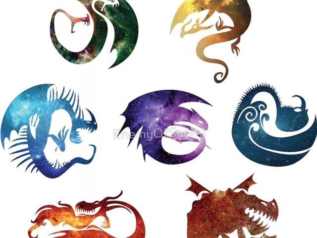 Qual Dragão Você Teria em Como Treinar Seu Dragão?