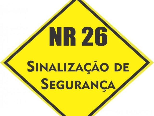 NR 26- Sinalização De Segurança   Quizur 3c8cd4ea6d