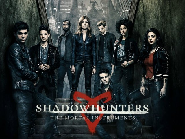 Quem Você Seria em Shadowhunters(série)?
