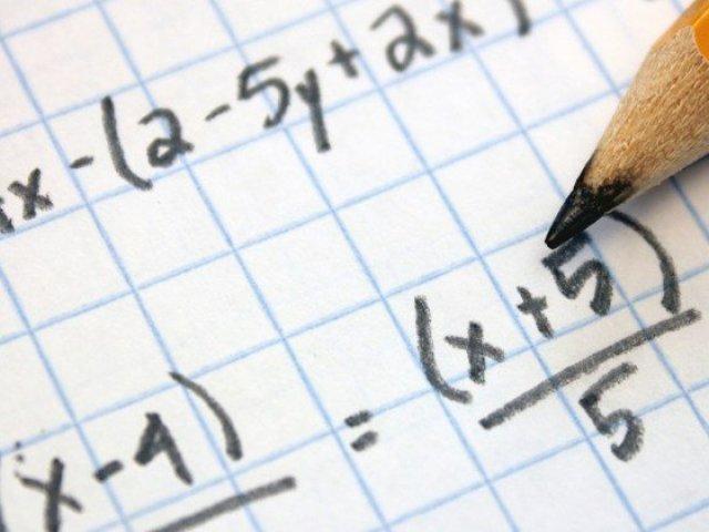 Você é realmente bom em matemática?