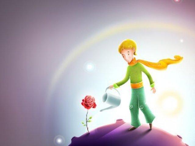 10 Frases do Pequeno Príncipe