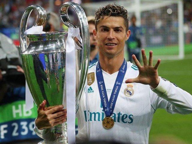 Você sabe de tudo sobre o Cristiano Ronaldo? (DIFICIL)