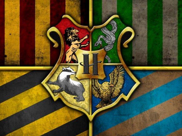Com quais casas de Hogwarts você se parece?
