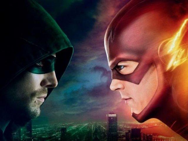 Você é mais Flash ou Arqueiro Verde?