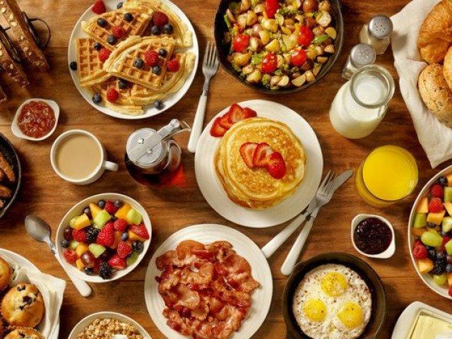 Qual refeição é a sua cara?