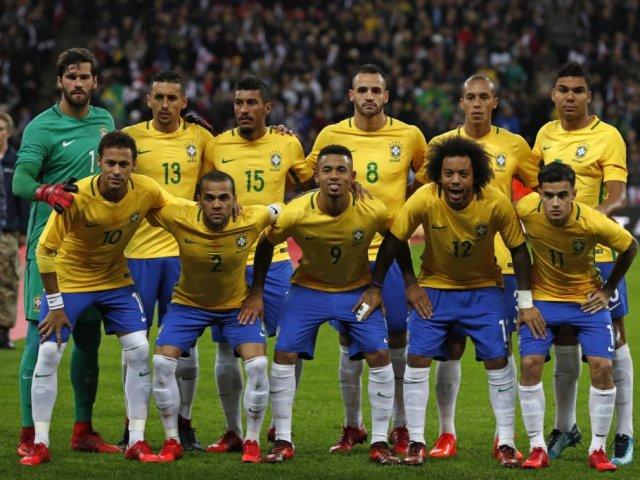 Qual Jogador Você Seria Na Seleção Brasileira?