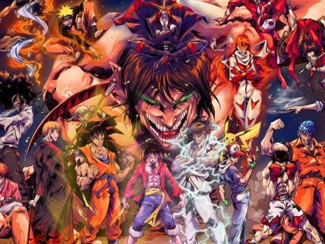O quanto você conhece os animes?