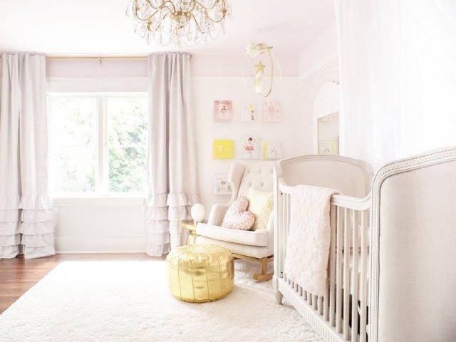 Como seria o quarto do seu bebê?