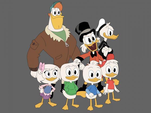Você Conhece Ducktales:Os Caçadores De Aventuras (2017) Ep.1