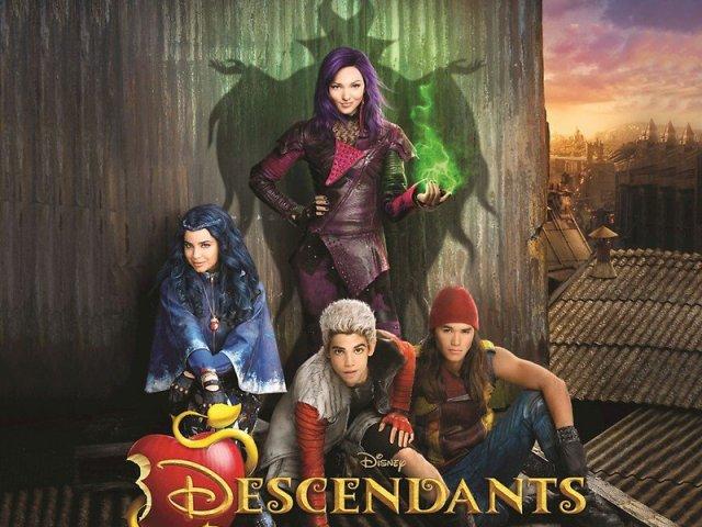 Quem você seria em Descendentes?